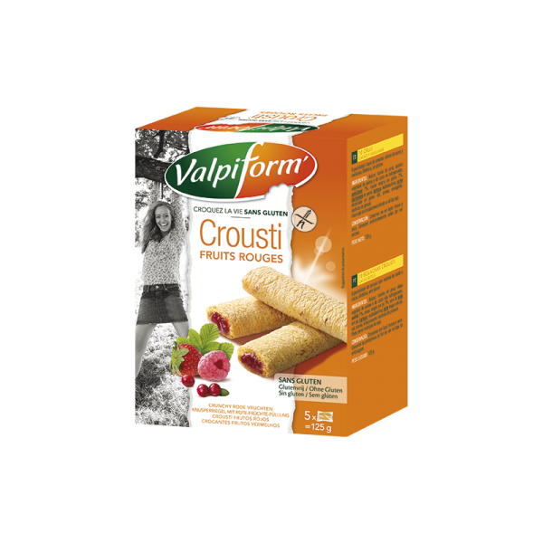 Crousti Fruits Rouges