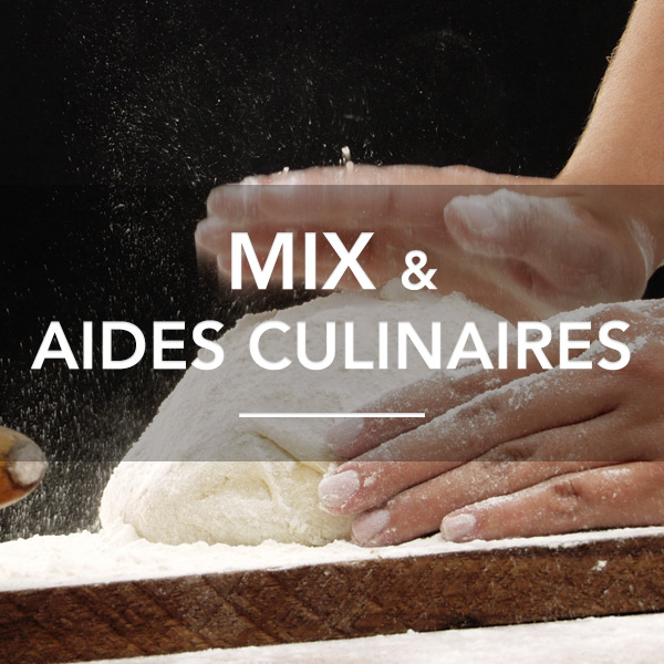 Mix & Aides culinaires