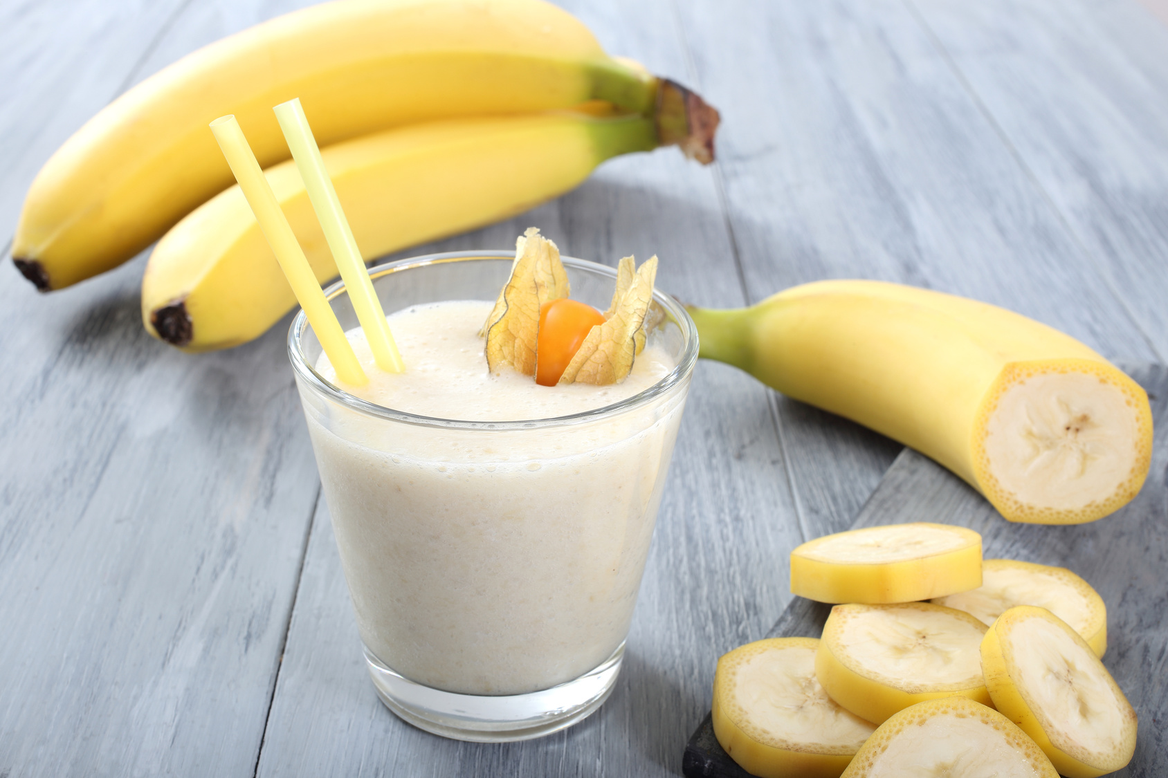 Smoothie Tropical. Recette sans gluten.