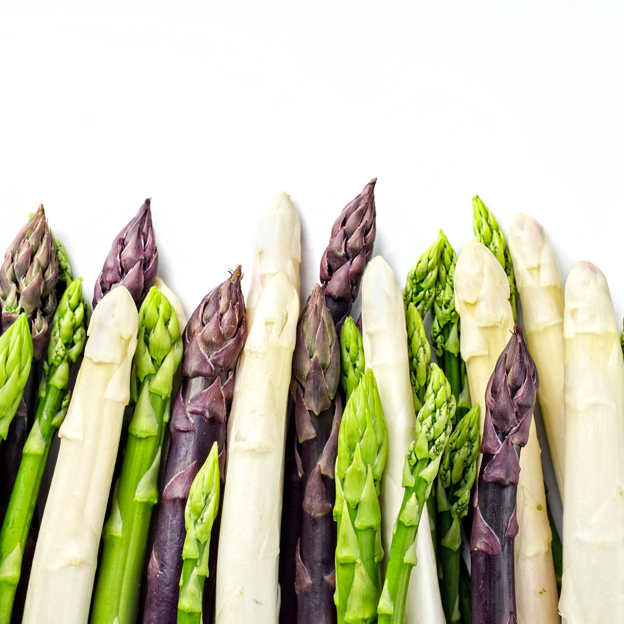 Au printemps on cuisine l'asperge